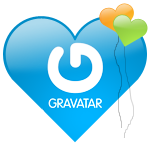 Gravatar logo png jpg pdf ai eps balloons glass glossy