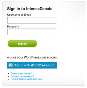 WordPress.com Connect